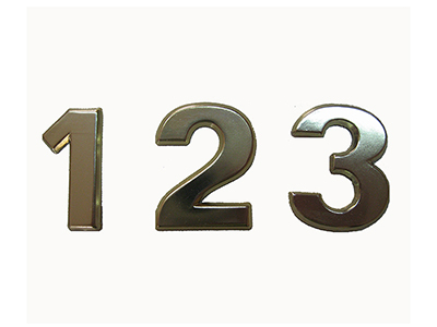 hardware-shelf-systems/door-numbers/aluminum-50-mm-gold-self-adhesive-number-2