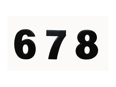 hardware-shelf-systems/door-numbers/aluminum-50-mm-black-self-adhesive-number-6