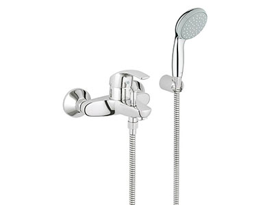 bathrooms/kitchen-bathroom-mixers/grohe-wall-mounted-eursomart-bath-mixer