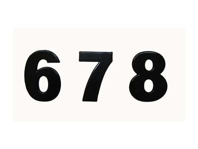 hardware-shelf-systems/door-numbers/aluminum-30-mm-black-self-adhesive-number-2