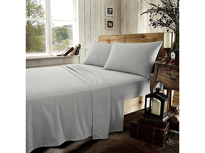 textiles-linen/sheets-pillow-cases-pillows/prestige-white-flannel-king-bed-sheets-set