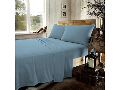 textiles-linen/sheets-pillow-cases-pillows/prestige-sky-blue-flannel-king-bed-sheets-set